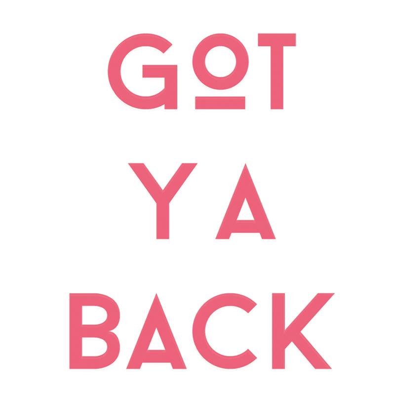 GotYaBack Logo