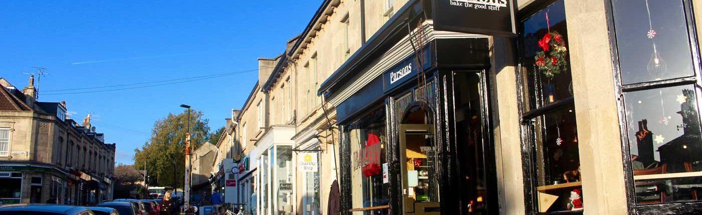 Newbridge High Street