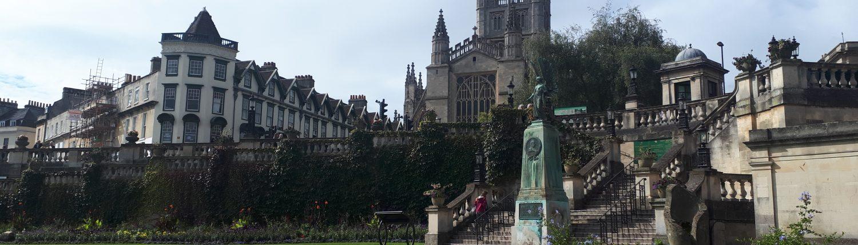 Bath's Parade Gardens