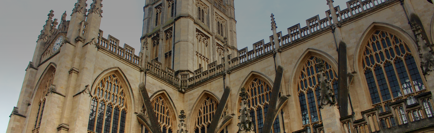 Bath Abbey Up-Close