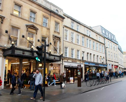 Bath City Centre